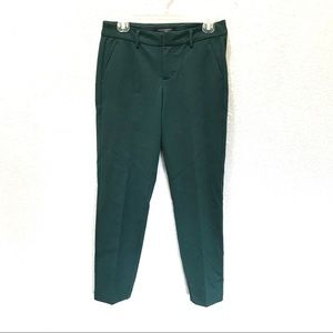 Liverpool Kelsey Super Stretch Ponte Green Pants